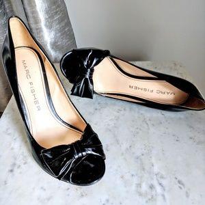 Marc Fisher Leather Sara Stiletto s
